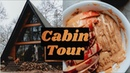 A-Frame Cabin Tour | Microwave Vegan Cake Bowl | New Skincare Routine!