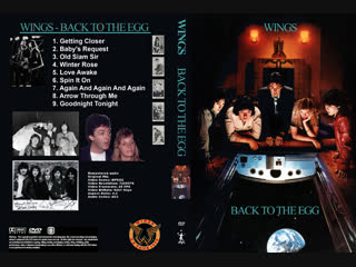 Paul McCartney & Wings : Back To The Egg (Again)