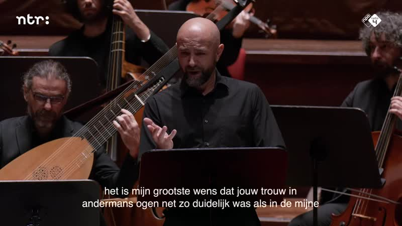 Porpora Carlo il cavo Порпора Карл лысый Amsterdam Concert performance 2020