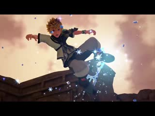 Kingdom hearts iii re mind [dlc] tgs 2019 trailer (closed captions)