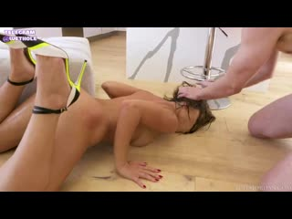 [JulesJordan] Adriana Chechik [DP Двойн проникновени double penetration gangbang группов порн ебут ебля Секс девочк Sex минет as