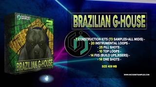 Brazilian G House Vol.2 Sample Pack