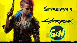 Cyberpunk 2077 V Female, Corporate, Full HD День 5