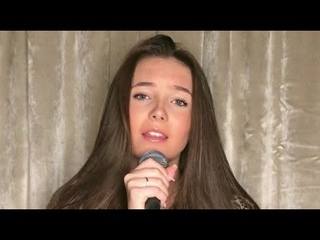Hero - Mariah Carey - Cover by Lucy Thomas