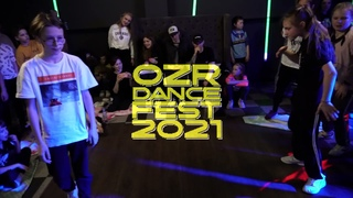 OZR DANCE FEST 2021 HIP HOP KIDS Final