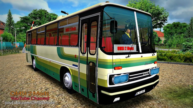 OMSI 2 Add on Coachbus 256 Bus Pack Ikarus 256 258
