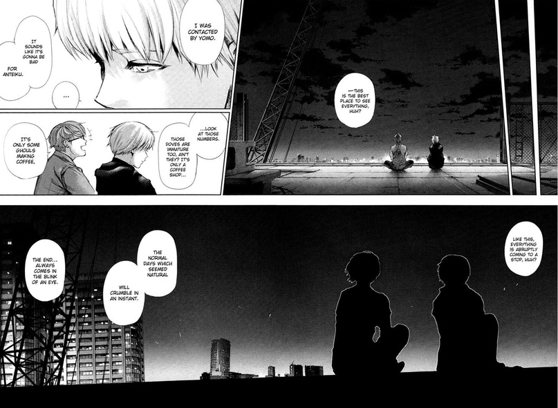 Tokyo Ghoul, Vol.13 Chapter 128 Anticipation, image #4
