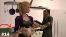14 СЕМЕЙКА ПИКАСКО ИСПОРЧЕННОЕ ДР ДВОЙНЯШЕК СТРАННАЯ ГЕНЕТИКА The Sims 2