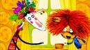 Сборник сказок для детей 🧡 Любимые сказки Жихарка, Колобок, Козья Хатка, Кот и Лиса 🧡 Мультики