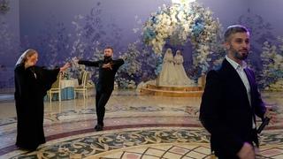 НОВИНКА! Малика Кавраева на свадьбе двух Братьев . Шикарная чеченская свадьба