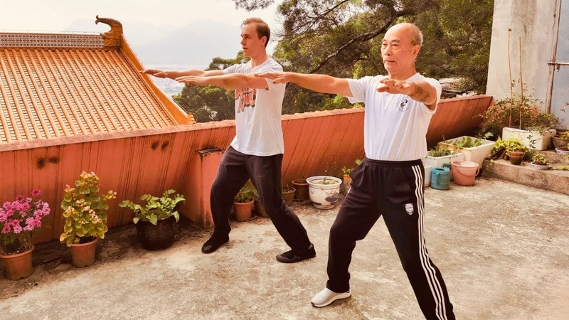 Karate Nerd in China Ep 1 🇨🇳