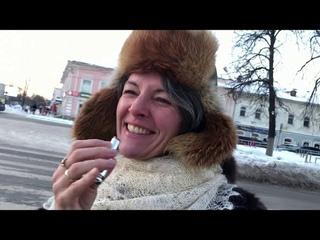 Вологда по-французски, часть 1: сказочный город
