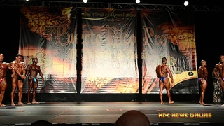 2015 IFBB Puerto Rico Pro – 212 Class Finals
