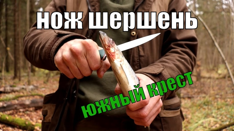 Мнение о ноже ШЕРШЕНЬ от Южного Креста