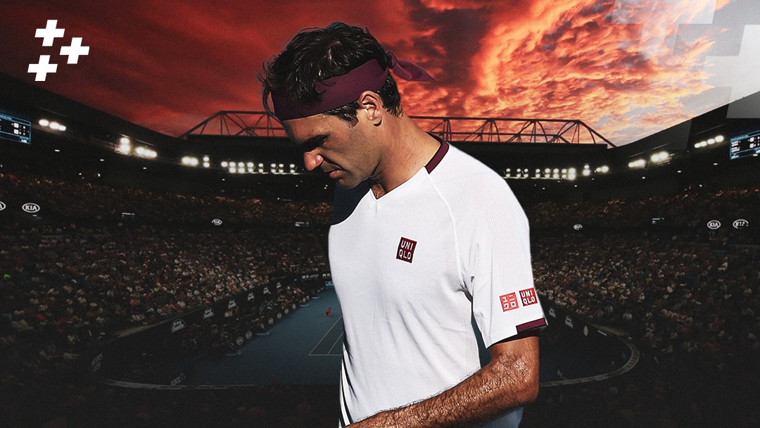 Федерер не готов к Australian Open. Его выход в полуфинал – настоящее чудо