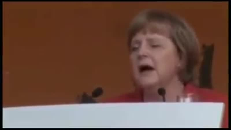 Merkel der komplette Wahnsinn, u.a. innere Sicherheit