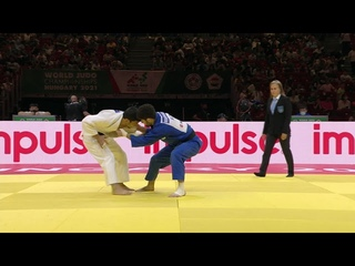 73 келі: Жансай Смағұлов (KAZ) vs. Makhmadbek Makhmadbekоv (RJF)