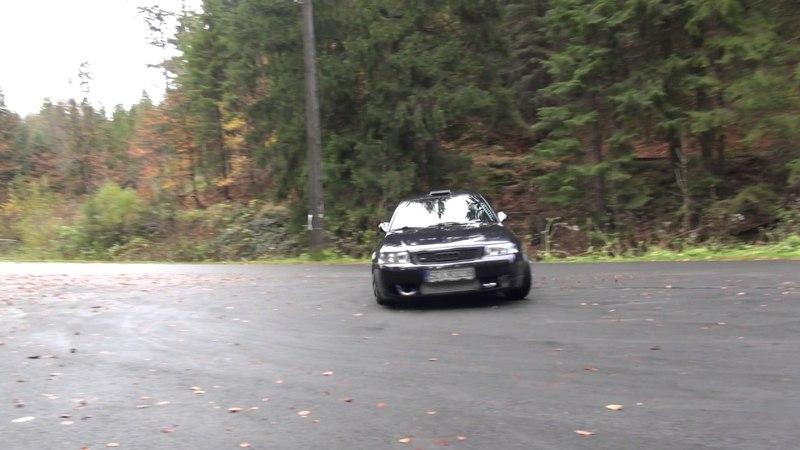 Audi S3 8l A. Cichowski - Xtraining 2016 CoDrive