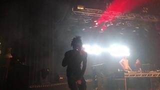 Scarlxrd first time performing Berzerk @ Live in London 2018