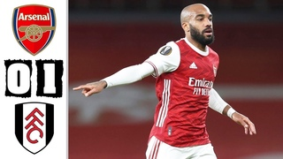 🔥 Фулхэм - Арсенал 1-0 - Обзор Матча Чемпионата Англии 18/04/2021 HD 🔥