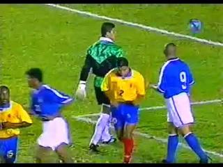 19/06/1997   BRASIL 2 - COLOMBIA 0   GRUPO C   COPA AMÉRICA 97 (COMPLETO)