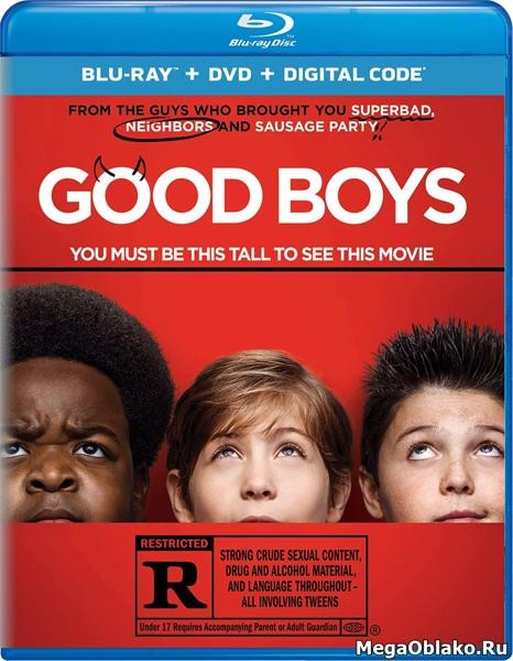 Хорошие мальчики / Good Boys (2019/BDRip/HDRip)