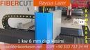 Metal Lazer Kesim Makinası