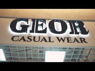 GEOR - Casual Wear | ОТКРЫТИЕ - КИРОВ | при участии студии танцев MILLENIUM