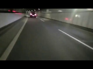 Japanese man chases car while yelling sex at the top of his lungs