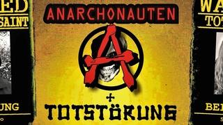Die Zeugen Coronas - Anarchonauten feat. Totstörung (Corona Anti Lockdown Song Nr. 3) NDW