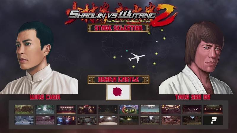 Fight Night Round 2 Shaolin vs Wutang 2