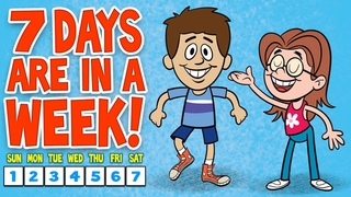 The 7 Days of the Week Song ♫ 7 Days of the Week Calendar Song ♫ Kids Songs by The Learning Station