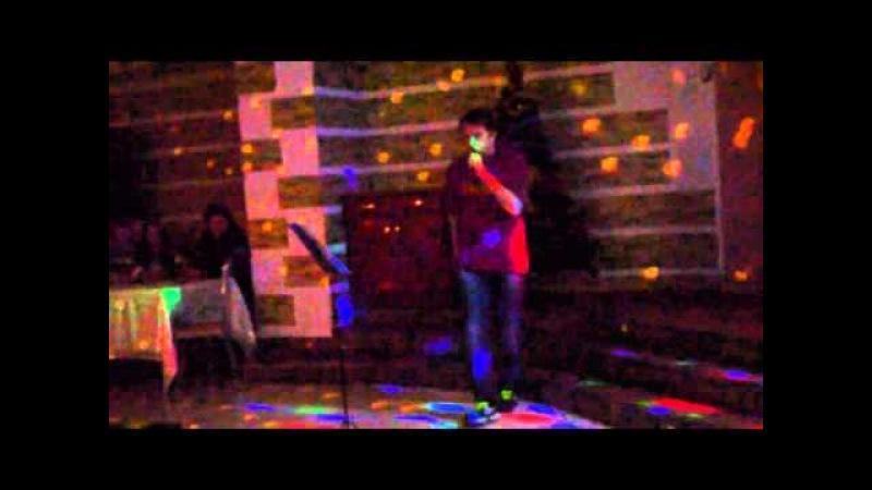 OleG STAFFORD Сезам концерт 21 декабря 2014 кафе бар Эдем