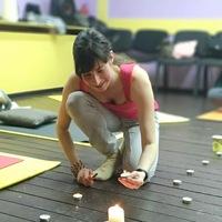 Йога в онлайн с Анной Шри