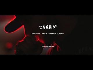 CRASH  C4 X  X GIDRAGIDRA X BOOGUY - ZAEBI$