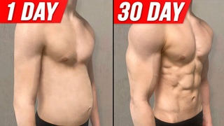 Get Body Transformation In 30 DAYS ! ( Home Workout )