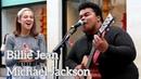 OMG HIS VOICE IS UNIQUE- Michael Jackson - Billie Jean Allie Sherlock Fabio Rodrigues