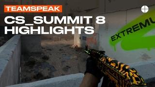 cs_summit 8 Highlights with teamspeak EXTREMUM