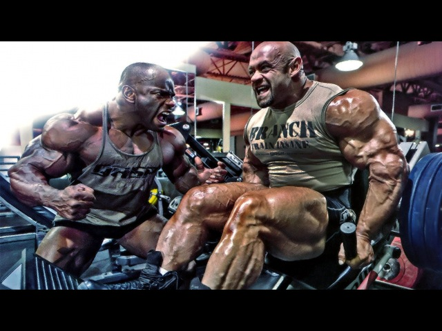 Bodybuilding Motivation - No Time To Waste