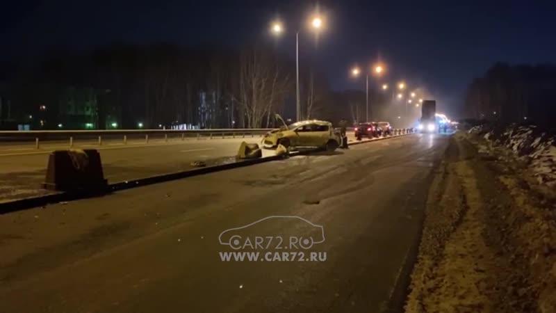 Видео аварии с регистраторов тюмень дорожные аварии видео с регистраторов