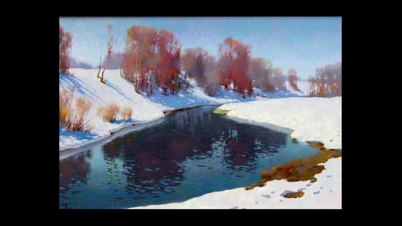 Прекрасные пейзажи Алексея Тимошенко