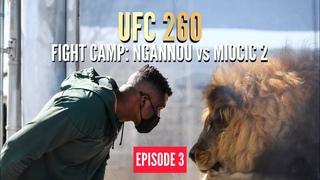 UFC 260 Fight Camp: Ngannou vs Miocic 2 // Episode 3