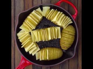 Вкуснейшие блюда из фарша и картошки в духовке