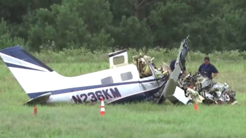 Fatal plane crash incident in United States Prophecy fulfilled
