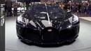 Bugatti La Voiture Noire 2019 Geneva Motor Show
