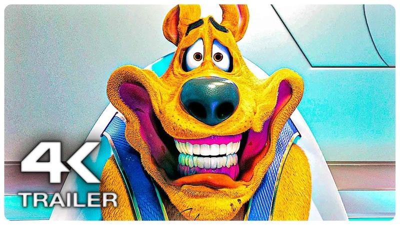 СКУБИ ДУ Русский Трейлер 2 4K ULTRA HD НОВЫЙ 2020 Марк Уолберг Зак Эфрон Мультфильм HD