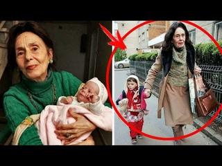 Помните женщину которая родила в 66-лет? Вот как сложилась их жизнь спустя 15-лет...