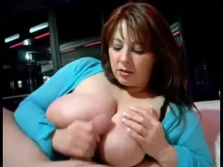 Huge Big Boobs Smoking Mother Handjob Giving Titjob To Her Real Son Large Breasts Family Incest Taboo Tetas Cumshot On Nipples