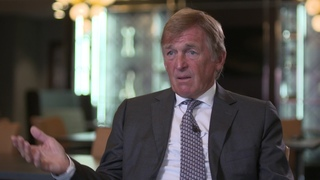 LIVERPOOL FC's KENNY DALGLISH IS KNIGHTED