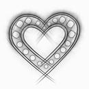 drawings of hearts - HD2048×2048